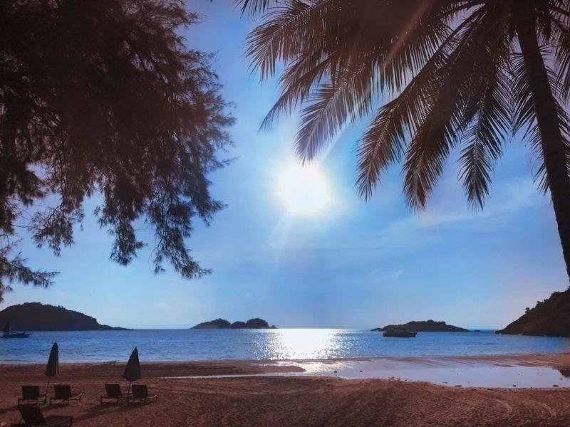 Scuba Diving Divemaster Diarys Beach Ocean Malaysia