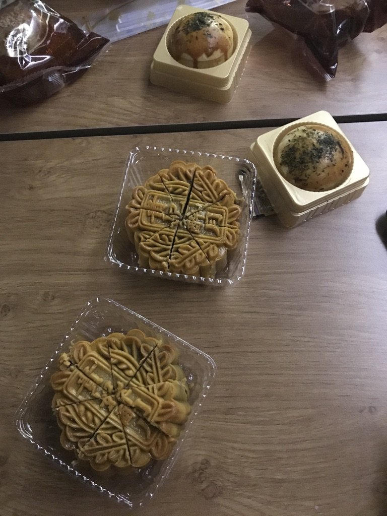 Scuba Diving Divemaster Diarys Chinese Mooncake Festival