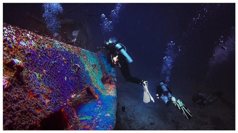 Scuba Diving Divemaster Diarys Wreck Bali Scbuagirl