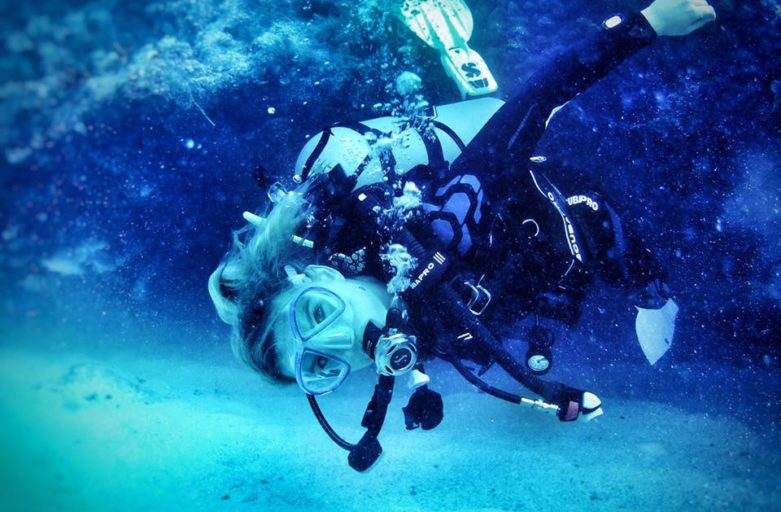 Scuba Diving Divemaster Internship Vanessa Johnson Unicorn Believe In Your Dreams
